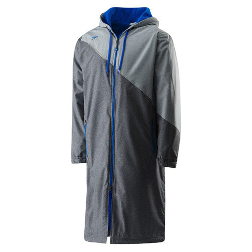 Speedo Color Block Parka LG Speedo Blue