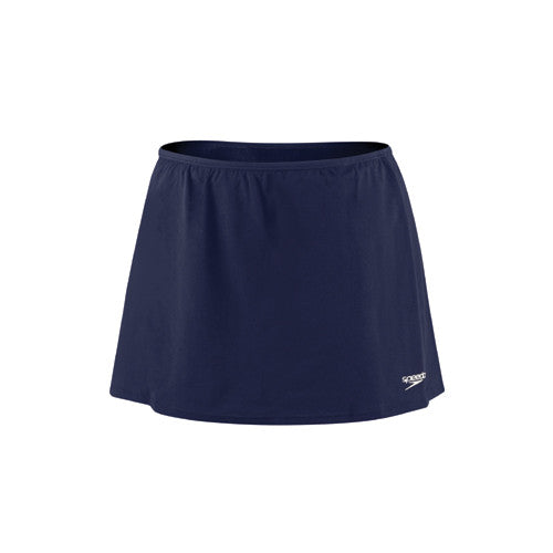 Speedo Skirtini w/Compression Nautical Navy 14