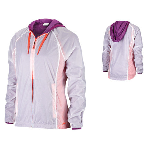 Speedo Women's Fitness Jacket Vivid Violet LG
