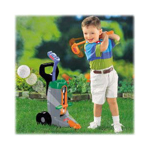Fisher-Price Grow to Pro Golf Set
