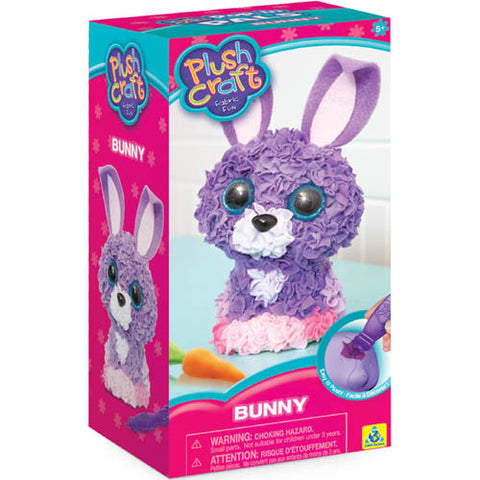 Orb Factory PlushCraft Bunny 3D