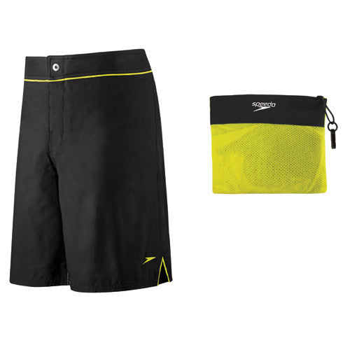 Speedo Packable Boardshort Black 38