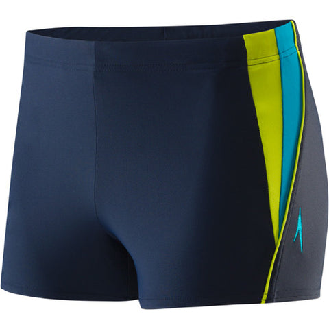 Speedo Fitness Splice Square Leg New Navy SM