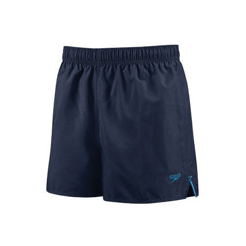 Speedo Solid Surfrunner Swim Shorts Navy LG