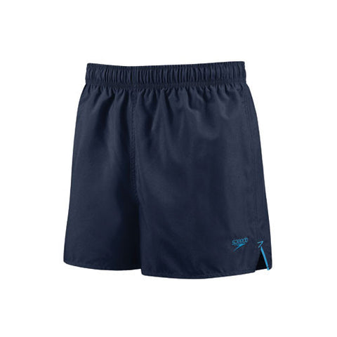 Speedo Solid Surfrunner Swim Shorts Navy SM