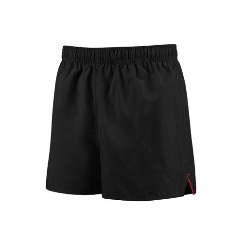 Speedo Solid Surfrunner Swim Shorts Black SM