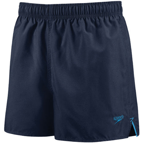 Speedo Solid Surfrunner Swim Shorts Navy/Blue LG