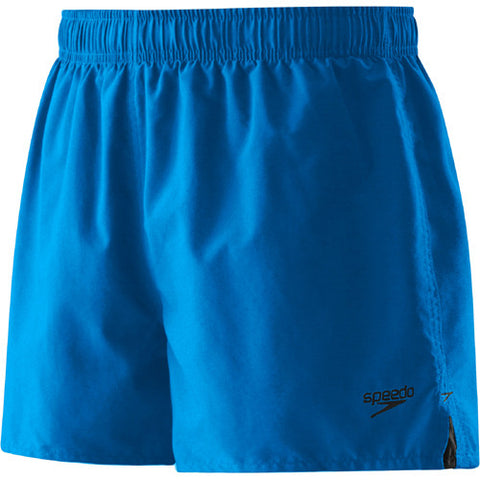 Speedo Solid Surfrunner Swim Shorts C Vivid Blue LG