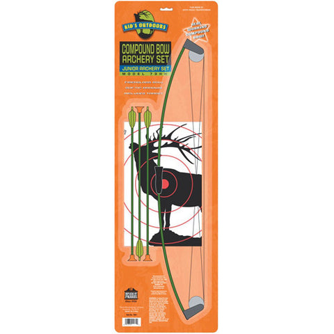 Parris Compound Bow JR Archery Set