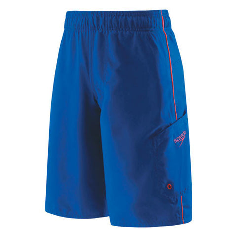 Speedo Marina Volley Swim Shorts Atlantic Blue LG