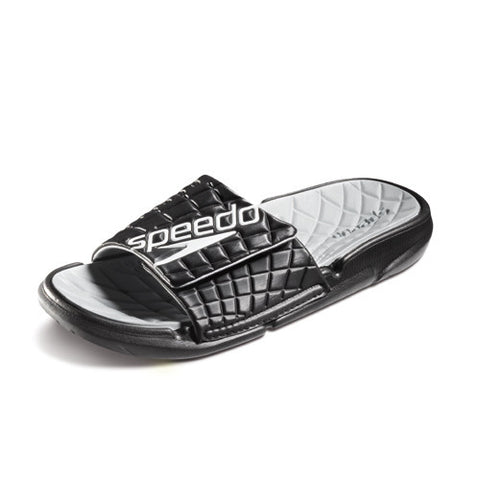 Speedo ExSqueeze Me Rip Slide Black 10
