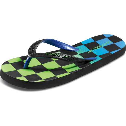 Speedo Kids LocoZorillas Zori Green/Blue 02