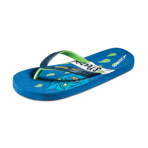 Speedo Kids LocoZorillas Zori Blue Creature 11
