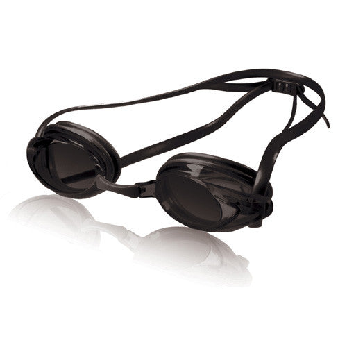 Speedo Jr Vanquisher Swim Goggle Black