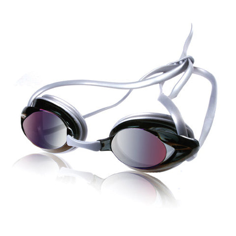 Speedo Jr Vanquisher Plus Swim Goggle Silver