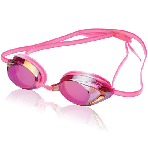 Speedo Vanquisher 2.0 Plus Swim Goggle Bright Pink