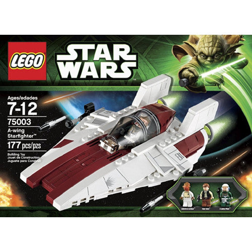 Lego SW A-wing Starfighter