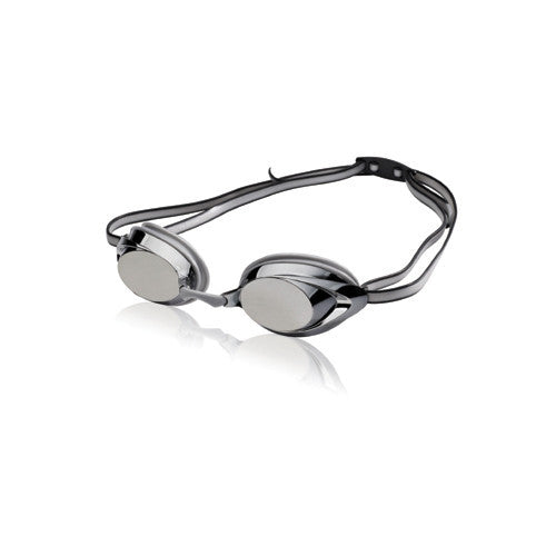 Speedo Jr Vanquisher 2.0 Mirrored Silver