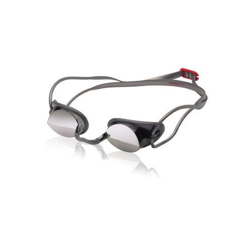 Speedo Hydralign Racer Mirrored Black