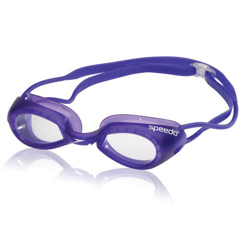 Speedo Jr Victory Purple/Clear