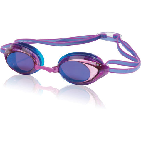 Speedo Vanquisher 2.0 Mirrored Purple/Teal