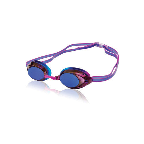 Speedo Jr. Vanquisher 2.0 Mirrored Purple/Teal