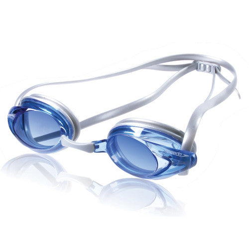 Speedo Jr Vanquisher Blue/Silver