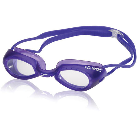 Speedo Jr Victory Goggle Purple/Clear