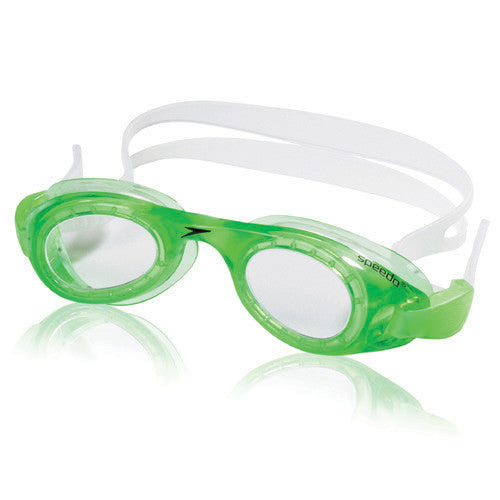 Speedo Kid's Hydrospex Glow Green