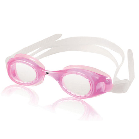 Speedo Kid's Hydrospex Clear/Pink