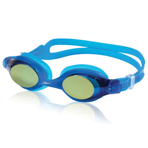Speedo Skoogles Mirrored Blue