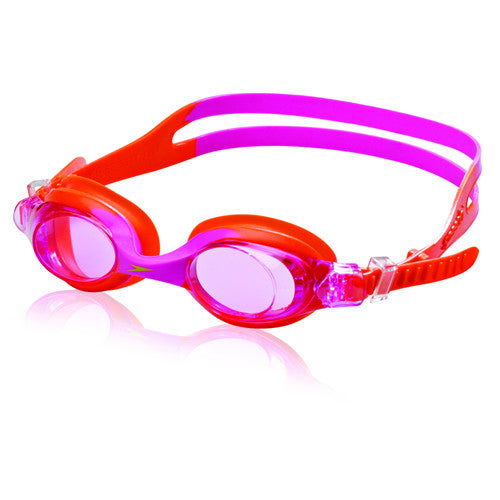 Speedo Skoogles Goggles Orange Pink