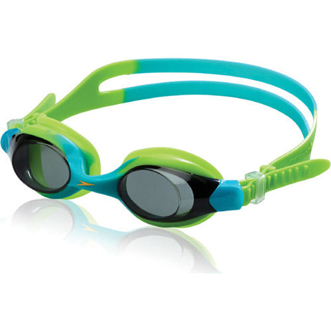 Speedo Skoogles Goggles Green/Smoke