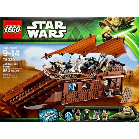 Lego SW Jabba's Sail Barge