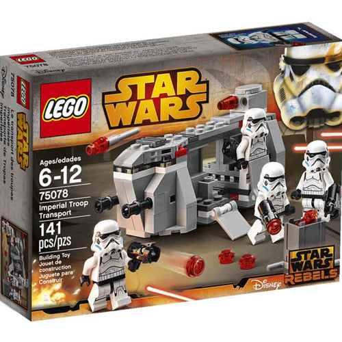 Lego Imperial Troop Transport