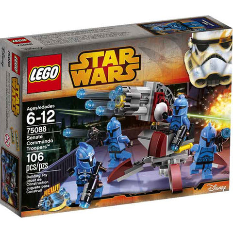 Lego Senate Commando Troopers