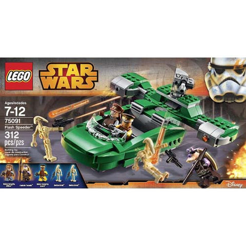 Lego SW Flash Speeder