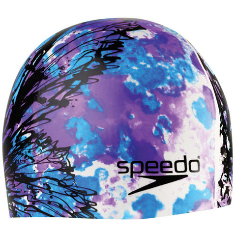 Speedo Butterfly Ink Cap Blue