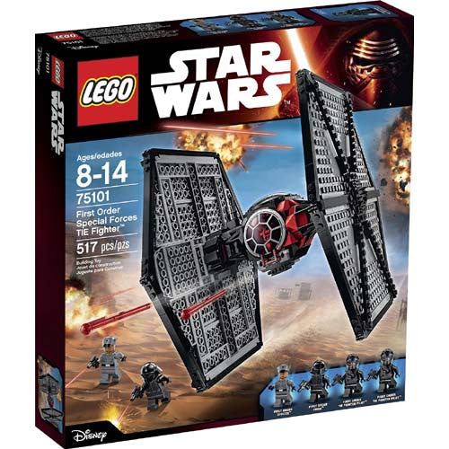Lego SW Special Forces TIE Fighter