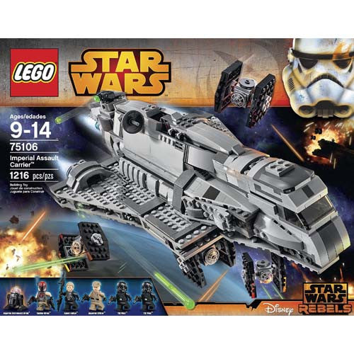 Lego SW Imperial Assault Carrier