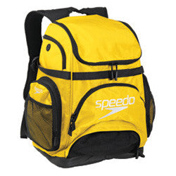 Speedo Pro Backpack Lemon Glow
