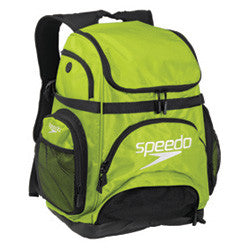 Speedo Pro Backpack Neon Lime