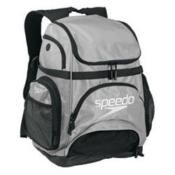 Speedo Pro Backpack Silver
