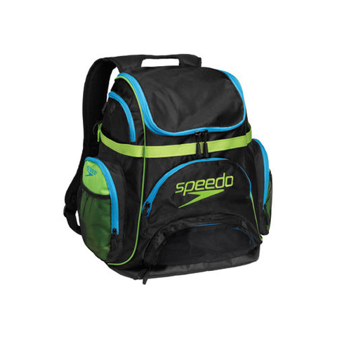 Speedo Pro Backpack Turquoise/Lime