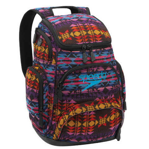 Speedo Day Break Backpack Black/Blue
