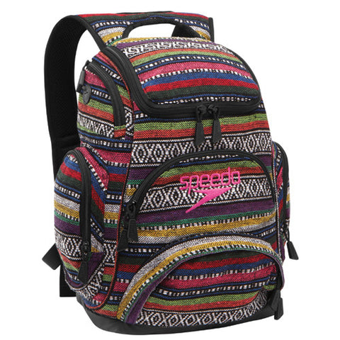 Speedo Day Break Backpack Black/Pink