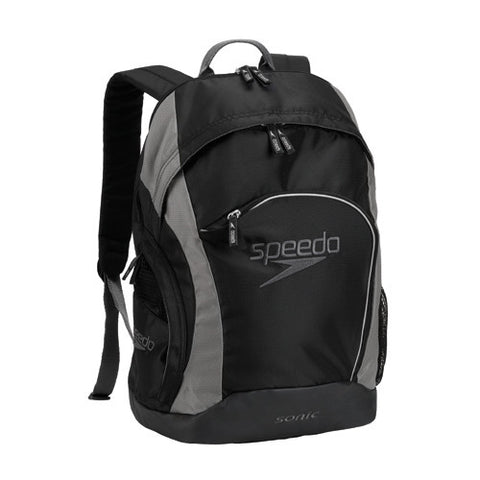 Speedo Sonic BackPack Black/Gray