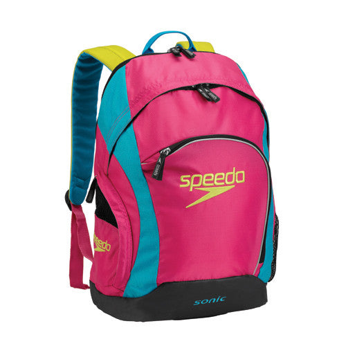 Speedo Sonic BackPack Fuschia
