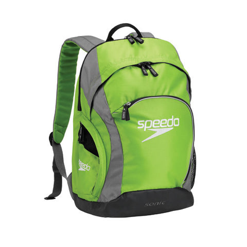 Speedo Sonic BackPack B Bright Green