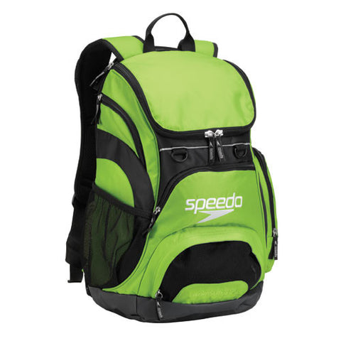 Speedo Teamster Backpack Large Jasmine Green